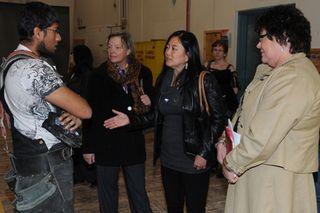 Krison Singh, Rhoda Witherly, Hon. Naomi Yamamoto and Denise Henning (web)