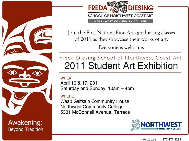 2011 Exhibit Poster