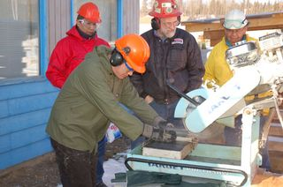 NWCC mining school core technician course expands to Terrace