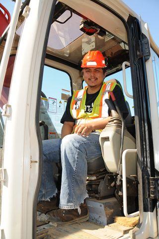 A Heavy Equipment Operator program starts Feb. 13 in Terrace.