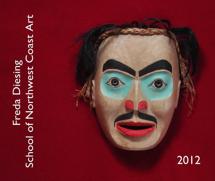 Freda Diesing Calendar 2012
